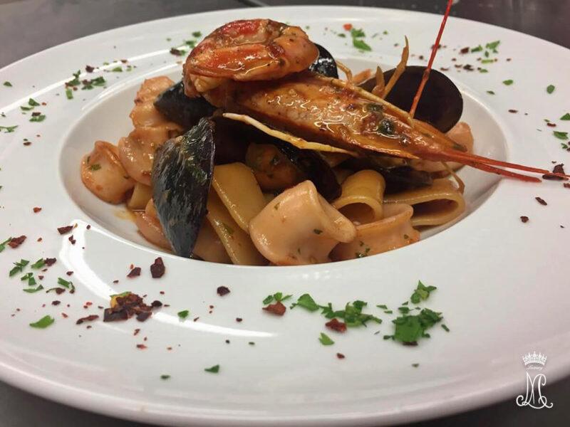Calamarata Maria Luigi Luxury ristorante Traversetolo